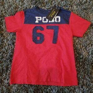 Polo boy tee 3T